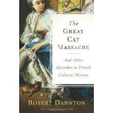 """Cover of """"The Great Cat Massacre"""""""