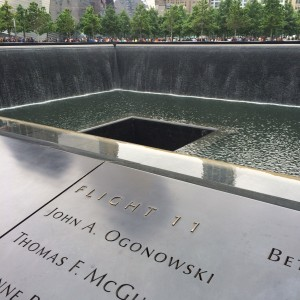 9/11 Reflecting Pool