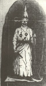 Early image of the Veiled Prophet.